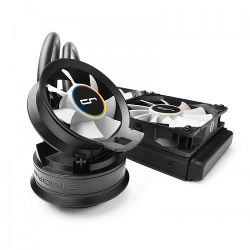 CRYORIG A40 Ultimate Hybrid liquid Cooler