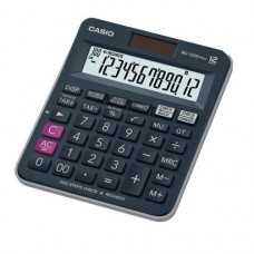 Casio MJ-120D Plus-BK Calculator Black