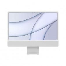 "Apple iMac 24"" 4K Retina Display M1 8 Core CPU, 8 Core GPU, 256GB SSD, Silver (MGPC3ZP/A) 2021"