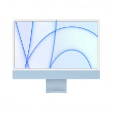 "Apple iMac 24"" 4K Retina Display M1 8 Core CPU, 8 Core GPU, 256GB SSD, Blue (MGPK3ZP/A) 2021"