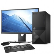 Dell Vostro 3670MT Core i3 8th Gen 4GB Ram 1TB HDD Brand PC