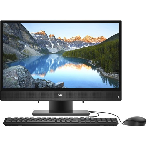 Dell Inspiron 3277 All-in-One Core i5 7th Gen 21.5 Inch Touch Desktop Computer