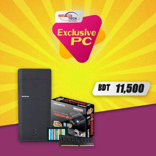 Exclusive PC Price in Bangladesh | Star Tech