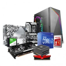 Intel 10th Gen Core i7-10700 Gaming PC