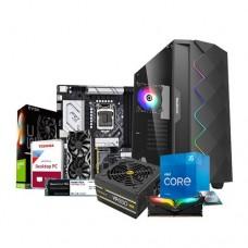 Intel Core i5-11400 11th Gen Gaming PC