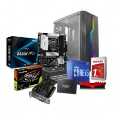 Gaming PC 10th Gen Core i5-10400f
