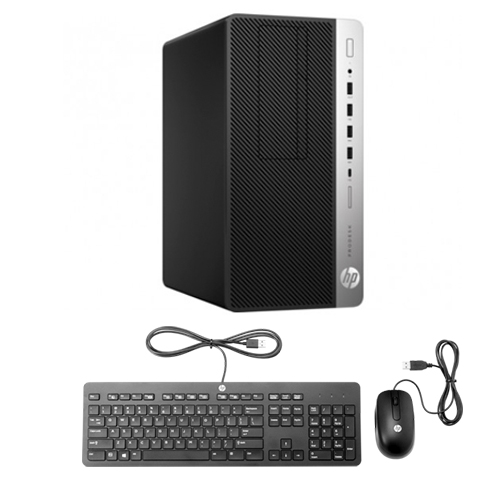 HP ProDesk 600 G4 MT Core i7 8th Gen PC
