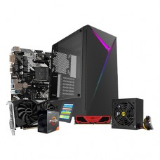 AMD RYZEN 5 3500X Gaming PC
