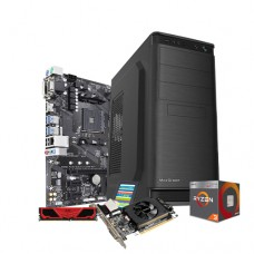 Ryzen 3 1300X Gaming PC