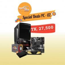 AMD Ryzen 5 3400G Special PC