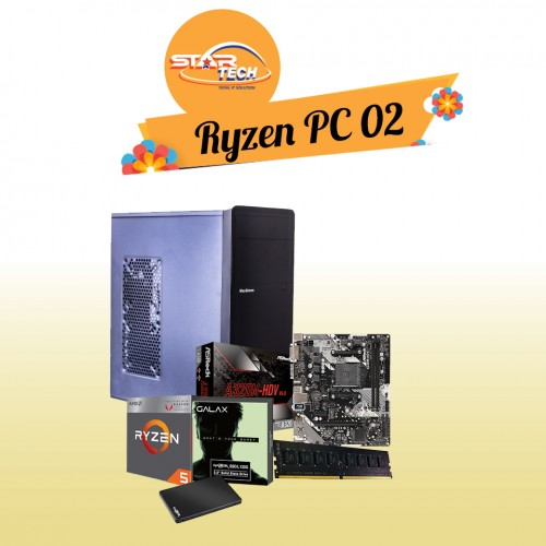 Ryzen Special PC -02