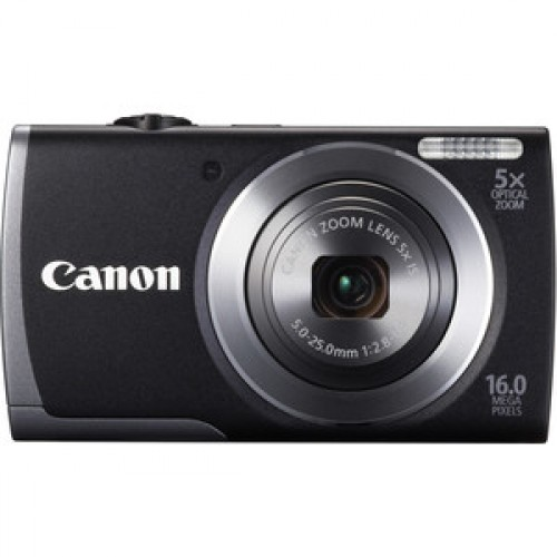 Canon Powershot A3500 IS 16.0MP Digital Camera With Wifi
