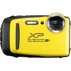 Fujifilm FinePix XP130 16.4MP 5X Optical Zoom Waterproof Digital Camera