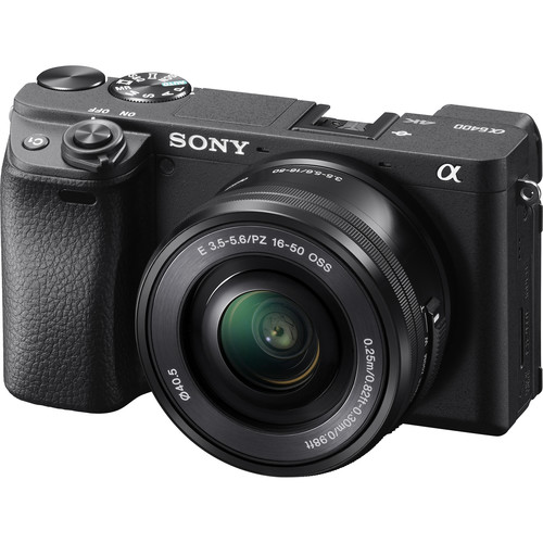 Sony Alpha A6400 Mirrorless Camera Price In Bangladesh