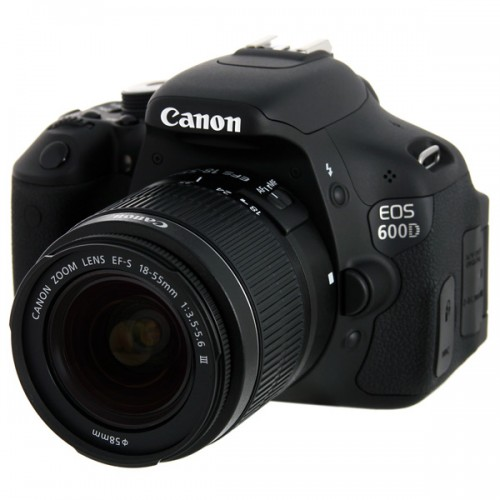 DSLR Camera Price in Bangladesh,Canon EOS 600D
