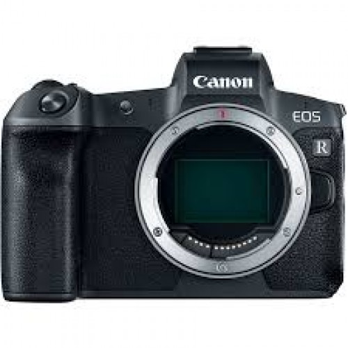 Canon EOS R 30.3MP Mirrorless Digital Camera Body with Adapter