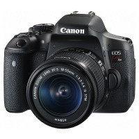 Canon Kiss X8i DSLR camera WITH 18-55MM Lens