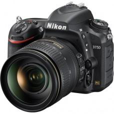 Nikon D750 DSLR with 24-120mm vr Lens