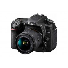 NIKON D7500 20.9 MP WITH 18-55MM LENS 4K WI-FI BLUETOOTH TOUCHSCREEN DSLR CAMERA