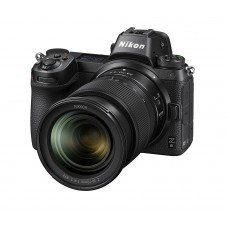 Nikon Z6 24.5MP Mirrorless Digital Camera with FTZ Adapter And 24-70mm f/4 Lens