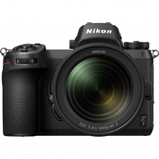 Nikon Z7 45.7 MP Mirrorless Digital Camera with FTZ Adapter and 24-70 mm Lens