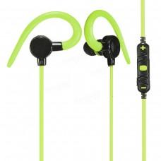 Awei A620BL Bluetooth Sports Green Earphone