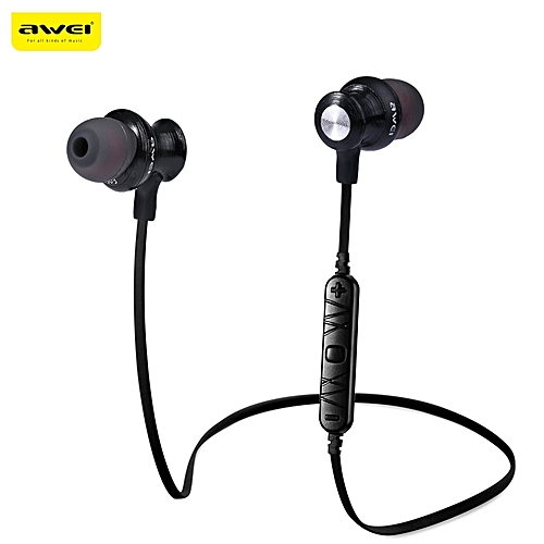 Awei A980BL Bluetooth Wireless Sports Earphone