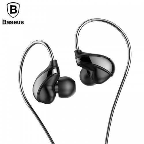 Baseus Encok H05 Stereo Bass Earphone  With Mic