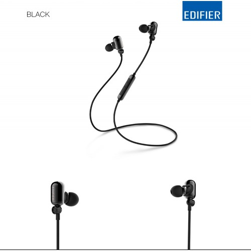 Edifier W293BT Mobile Bluetooth Earbud Black