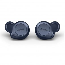 Jabra Elite Active 75t Wireless Navy Blue Bluetooth Earbuds