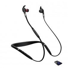 Jabra Evolve 75E Bluetooth Neckband Earphone Black