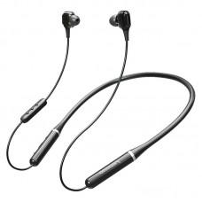 Lenovo XE66 Pro Dual Dynamic Neckband Bluetooth Headphone Black