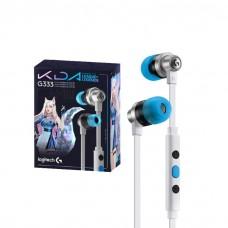 Logitech G333 K/DA Gaming Earphone