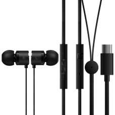 OnePlus BE02T Type-C Straight Bullets Earphone (Black)
