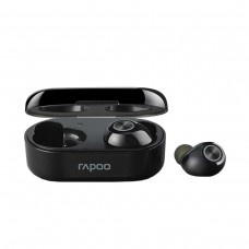 Rapoo i130 TWS Bluetooth Dual Earbuds with Charging Case