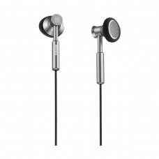 Remax RM-305M Black Metal Earphone