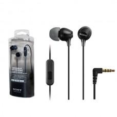 Sony MDREX15AP In-Ear Earbud Headphones with Mic