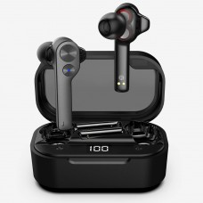 Uiisii TWS808 TWS Bluetooth Dual Earbuds Black