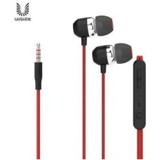 UiiSii U3 Bass High Definition Earbuds In-Ear Earphones With Mic and Volume Control