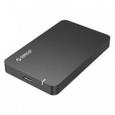 "Orico 2569S3 2.5"" USB 3.0 SATA HDD/SSD Enclosure Black"