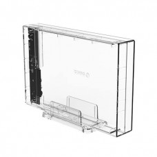 "Orico 3159U3 3.5"" SATA HDD Transparent Enclosure USB 3.0"