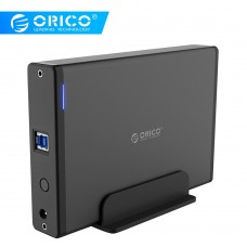 Orico 7688US3 3.5 inch SATA HDD Enclosure USB 3.0