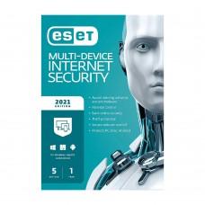 ESET Internet Security 5 User (2021 Edition)