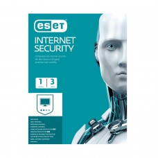 ESET Internet Security Single User with 03 Years License