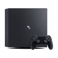 Sony PS4 Pro Jet Black Gaming Console