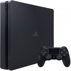 Sony PS4 Slim Jet Black 8Gb RAM, 500GB Gaming Console
