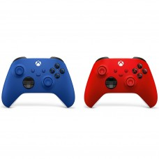 Xbox Wireless Controller (Blue & Red)