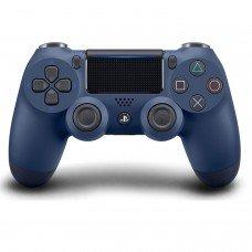 PS4 Dualshock 4 Wireless Controller Midnight Blue (Original)