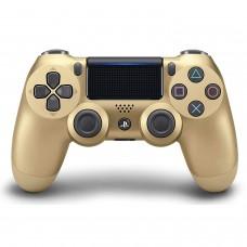 PS4 DualShock 4 Wireless Controller Gold (Original)
