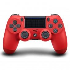 PS4 DualShock 4 Wireless Controller Magma Red (Original)